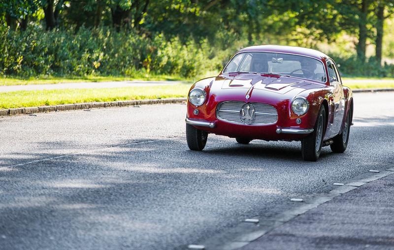 1956 Maserati A6G Zagato Berlinetta
