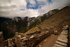 """Terraced Fields""<br /> Machu Picchu, Peru<br /> June 2010"