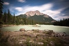 """Looming Over Athabasca""<br /> Jasper National Park, Canada<br /> July 2017"