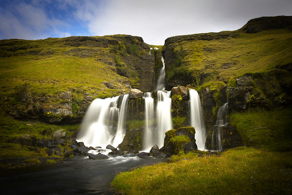 """Gluggafoss""<br /> South Iceland<br /> September 2016"