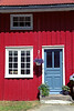 """Cottage Facade""<br /> South Norway, Norge<br /> June 2014"