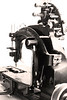"""Sewing Automation #7""<br /> Vintage Sewing Machines, Norway<br /> June 2014"
