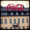 """Drink Coca Cola""<br /> Stockholm, Sweden<br /> June 2014"
