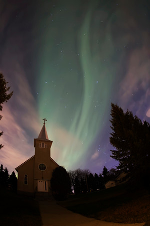 """Aurora Congregation #1""<br /> Edmonton, Alberta<br /> November 2015"