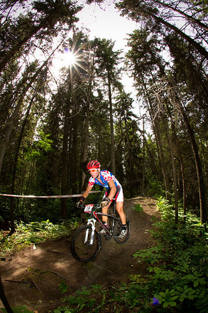 """Evan Guthrie""<br /> Canada Cup Mountain Race, Edmonton<br /> July 2010"
