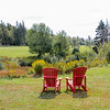 A relaxing place to view of the meadows PEI Green Gables Heritage Place