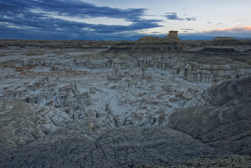 Bisti Wilderness - Hoodoo Garden