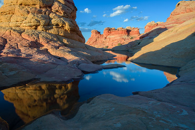 Sandstone Reflection