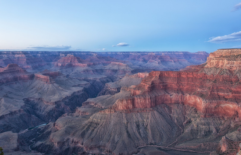 Grand Canyon Sunrise - Long Exposure Sunrise