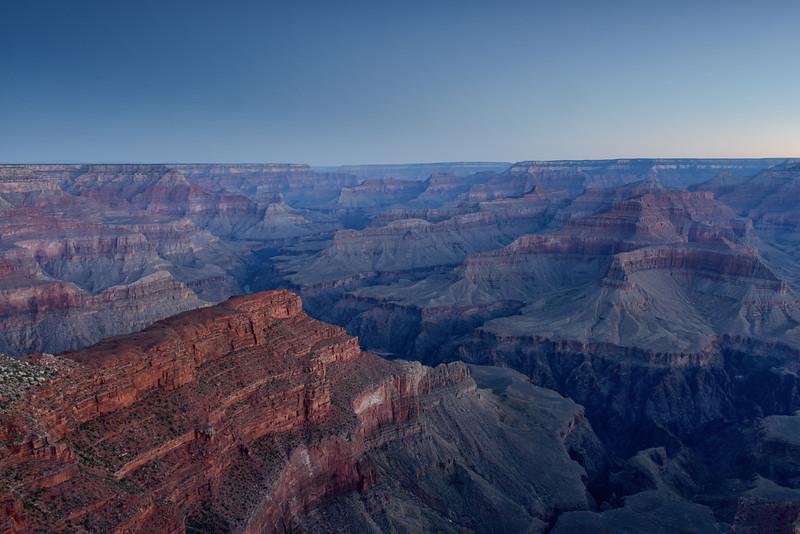 Grand Canyon Sunrise Lipan Point