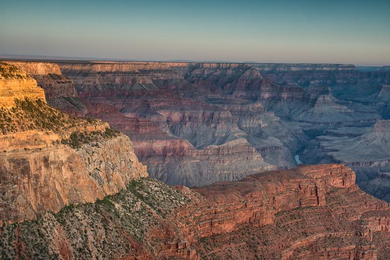 Grand Canyon First Light
