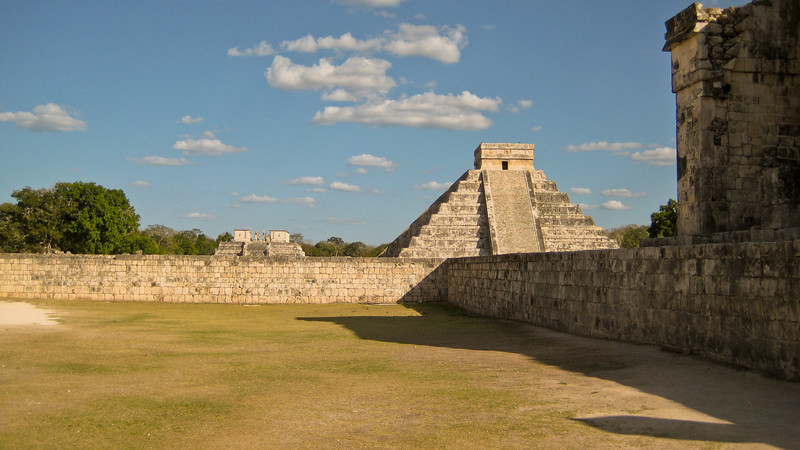 Chichen Itza Games