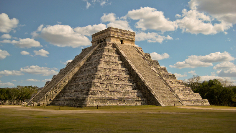 Iconic Chichen Itza
