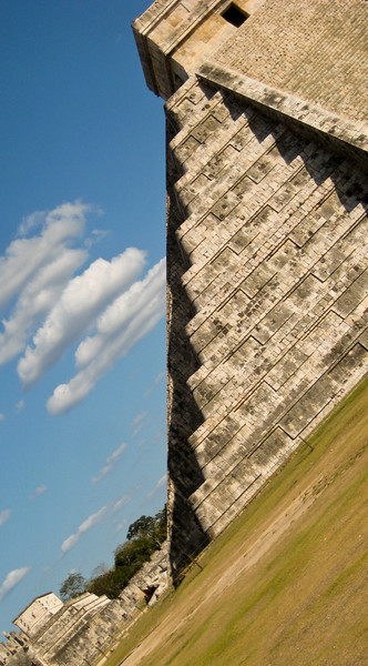Chichen Itza Serpent Shadow