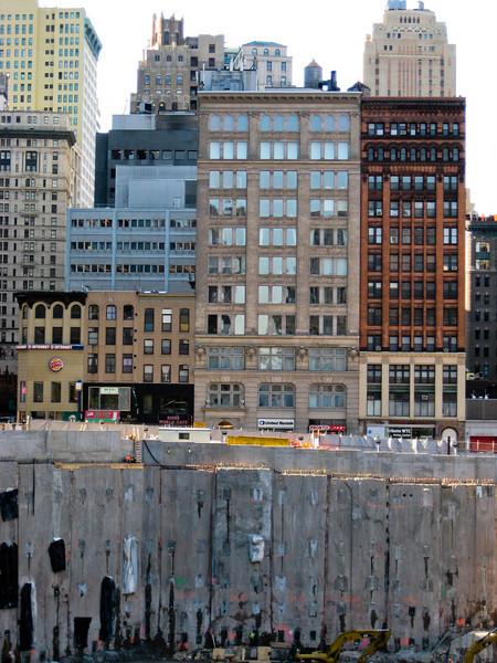 August 2008, 13 Floors Deep