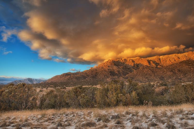 Ellena Gallegos Clouds.