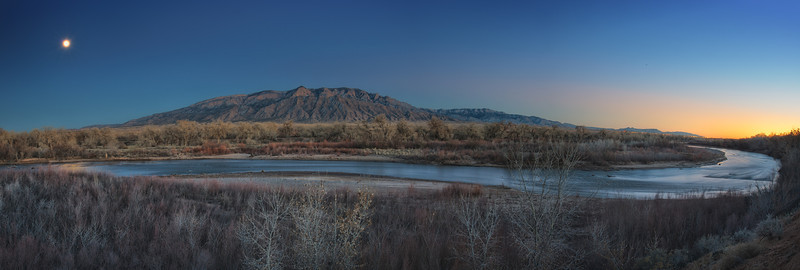 Bosque Panorama