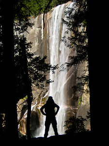 Waterfalls in Yosemite