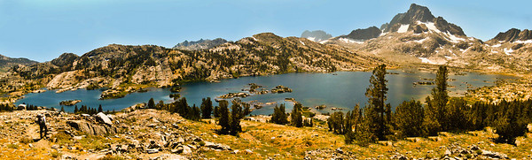Thousand Island Lake Panorama