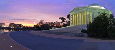 Jefferson's Porch