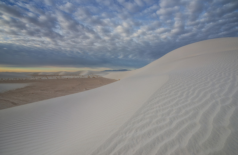 Snaked Dunes by Day