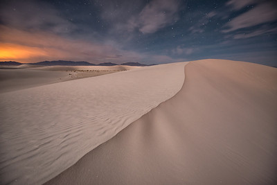 Moonlit Sands