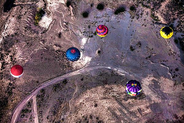 Albuquerque, New Mexico (International Balloon Festival)