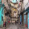 Havana, Cuba (off of Neptuno Street)