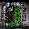 Barcelona, Spain (alley art series)