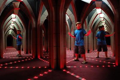 Ripley's Believe it or Not Mirror Maze