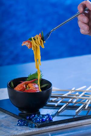 Asian Lobster Noodles