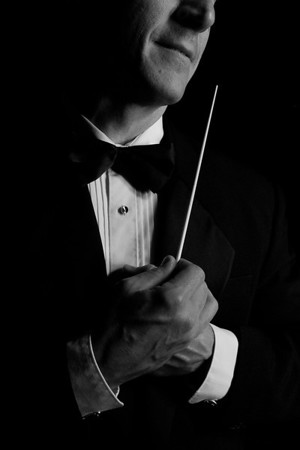 The Long Bay Symphony conductor
