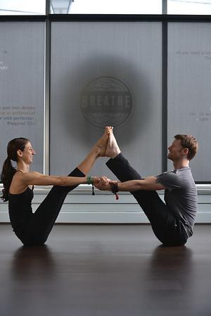 Unity and Reflection for Breathe Yoga Center, Norfolk, VA