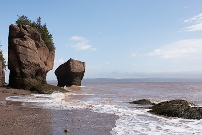 Hopewll Cape, New Brunswick, Canada