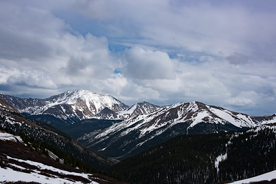 Independents Pass, Colorado