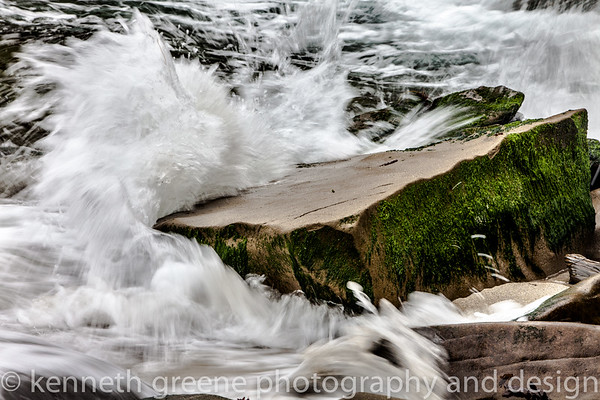 La Jolla Cove splash