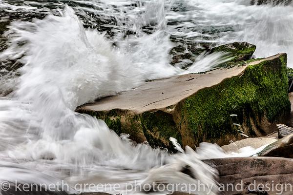 La Jolla Cove splash