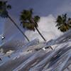 """Rainy Day Reflections #3""<br /> San Diego Harbor"