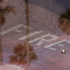 """Rainy Day Reflections #2""<br /> San Diego Harbor"