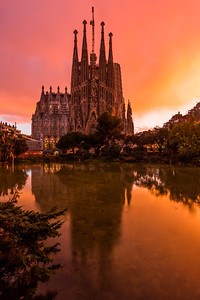 Sagrada Familia , Barcelona