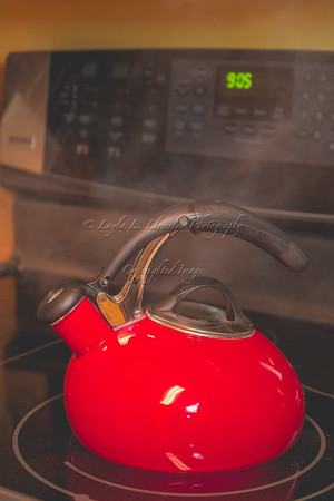 Red Hot Kettle (Day 19/366)
