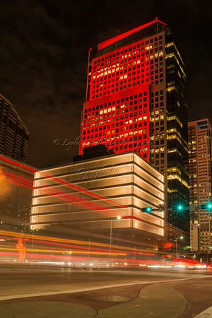 (Brickell In) Red (Day 18/366)