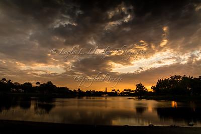 Moody Sunset (Day 144/366)