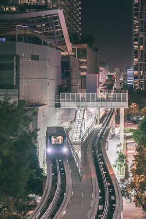 Signs of Progress: 8 Street MetroMover Station Open Once Again (Day 7/366)