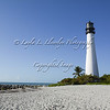 Day 45 (Photo 1) Cape Florida Lighthouse, Key Biscayne, Florida