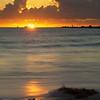 Day 316 (Photo 2) Sunrise Drama at South Pointe, Miami Beach, Florida