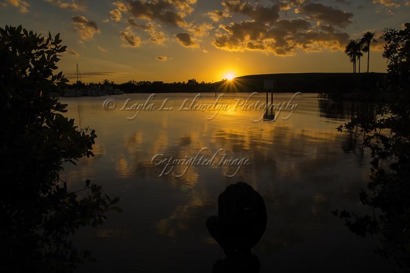 Day 278 (Photo 1) Black Pointe Sunset  Meet