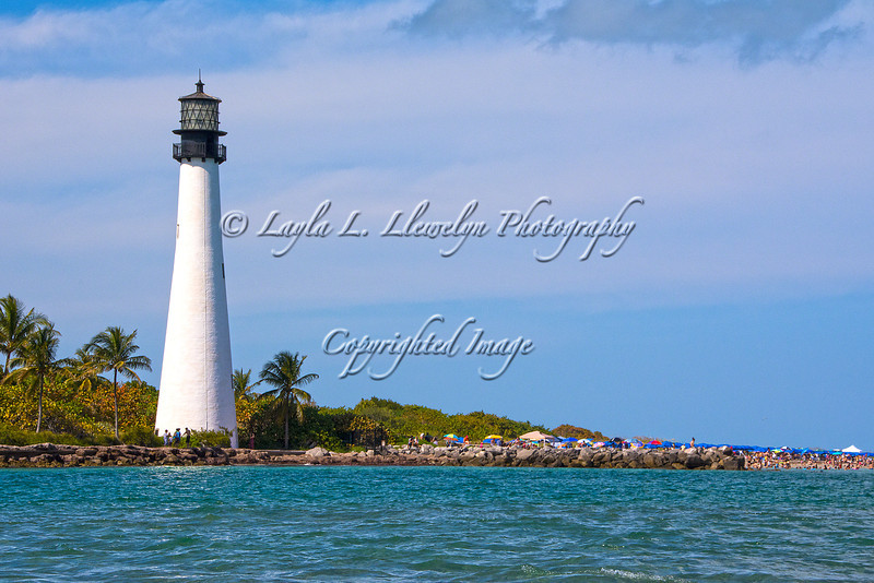 "Day 142 Cape Florida Lighthouse: ""The dip of the light meant that the island itself was always left in darkness. A lighthouse is for others; powerless to illuminate the space closest to it."" <br /> ― M.L. Steadman"
