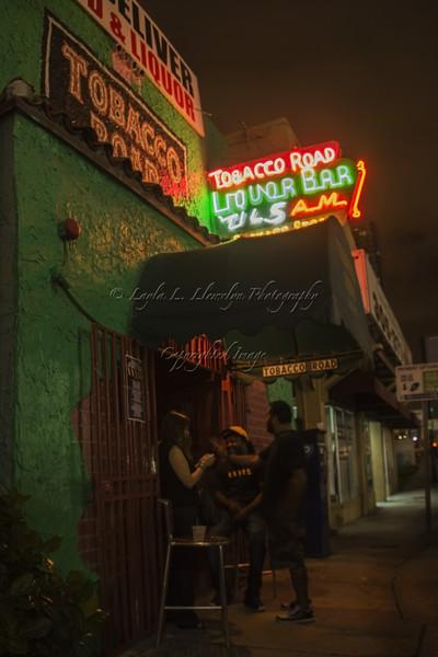 Day 277 (Photo 1) Good Bye to A Landmark: Tobacco Road