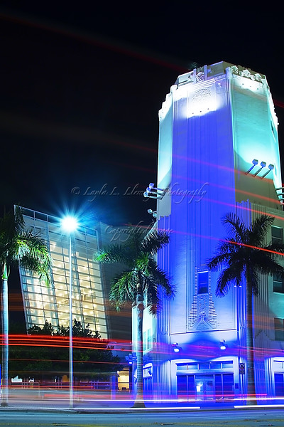 Day 244 (Photo 1) Of Times Gone By: Sears Tower, Miami, Florida, as part of the Performing Arts Center